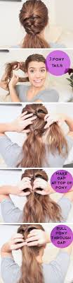 quick and easy hairstyles for running 18 easy running late hairstyles for school running late hairstyles