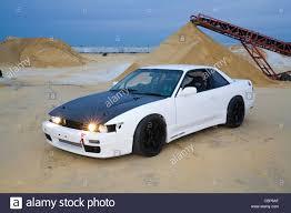 custom nissan silvia boy racer style nissan 180sx silvia s13 modified and custom car