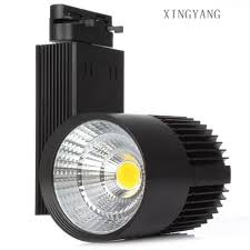 Kitchen Rail Lighting Led Track Light Cob 20w Ceiling Rail Lights Spotlight For Kitchen