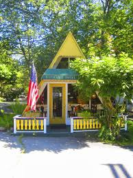 relaxshacks com a tiny yellow a frame cabin cottage in maine a tiny yellow a frame cabin cottage in maine