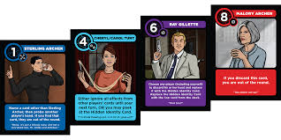 love letter u0027archer u0027 is your next favorite card game and it u0027s