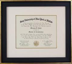 diploma frames diploma frames re frame your diploma oliver brothers custom framing