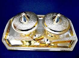 indian wedding gift wholesale low price return gift gold plated