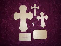 unfinished wooden crosses standing wood cross layered unfinished wooden crosses stacked part