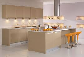 Cabinet Door Material Charming Modern Kitchen Cabinet Doors With Brown Wood Material