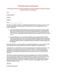everything you need to know about a warning letter free