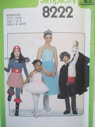 Simplicity Halloween Costumes 153 Costume Patterns Images Costume Patterns