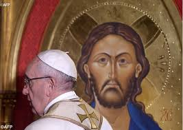 pope visits all saints anglican church vatican radio