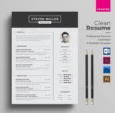 Editable Resume Templates Editable Resume Template 30 Free U0026 Beautiful Resume Templates To