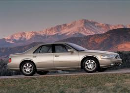 2001 cadillac seville pictures history value research news