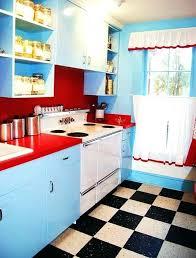 50s kitchen ideas 50s kitchen decor