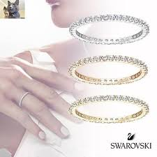 rings swarovski images Swarovski costume jewelry elegant style rings by stephen 39 s buyma jpg