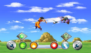 z apk goku saiyan for battle z apk free for