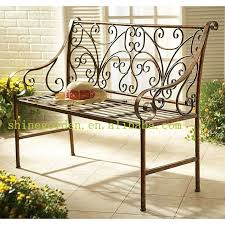 The  Best Iron Bench Ideas On Pinterest Wrought Iron Bench - Outdoor iron furniture