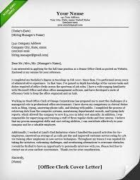 box office clerk cover letter