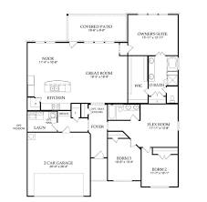 dryden new home plan fort worth tx pulte homes new home