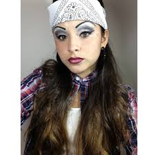 halloween leopard makeup tutorial chola makeup tutorial halloween u003c3 u003c3 old 3 my personality u003c3