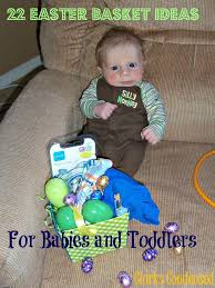 easter baskets for babies easter basket ideas for babies and toddlers