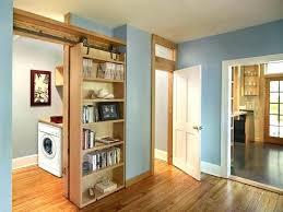Bookcase Closet Doors Closet Doors Secret Bookshelf Door Hides Room Doors