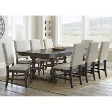 9 Pieces Dining Room Sets Carmel 9 Piece Dining Set