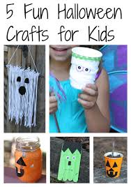 Crafts For Kids For Halloween - 5 halloween crafts for kids easy projects to make with kids