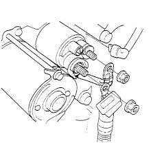 2001 honda accord starter repair guides starting system starter autozone com