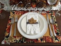 thanksgiving placemats bugaboocity