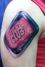 50 best fightclub tattoo images on pinterest album covers
