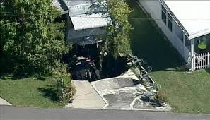 Sinkhole Florida Map by Incredible Sinkholes Around The World Photos Abc News