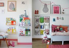 modele chambre enfant un coin lecture pour les joli place