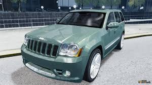 srt8 jeep modified grand cherokee srt8 v 1 1 for gta 4