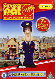 postman pat sds complete collection dvd amazon uk ivor