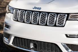 white jeep red interior 2017 jeep grand cherokee summit brings hand crafted leather and