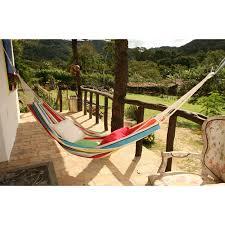 small traditional rio stripe hand woven brazilian fabric single