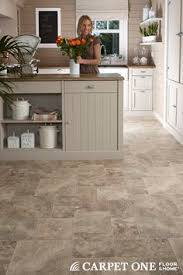 kitchen flooring ideas vinyl this floor is actually vinyl but it s so to tell with today s