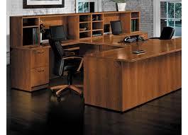 u shaped workstation desks park avenue collection u shaped desk workstation