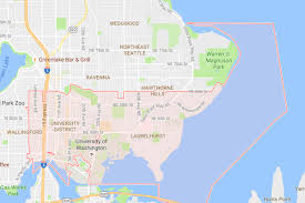 Chicago Zip Codes Map by Seattle U0027s 98105 Among Nation U0027s Hottest Housing Market Zip Codes