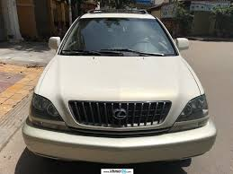 lexus rx300 model 2003 lexus rx300 white pong1 1999 tax paper in phnom penh on khmer24 com