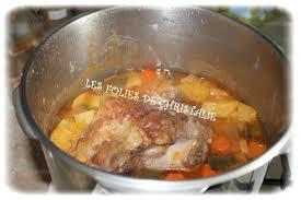 cuisine cocotte minute jarret de porc en sauce les folies de christalie ou quand la