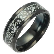celtic rings with images Celtic dragon glow in the dark ring fanduco jpg