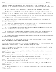 sentence structure worksheets for high the best and most