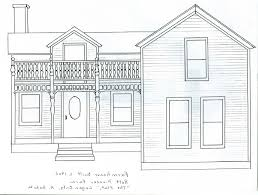 houses drawings house images drawings