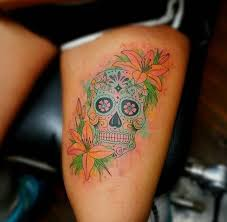 145 badass skull tattoos for men and women 2018 tattoosboygirl