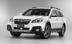 subaru white 2016 subaru outback tougher look price rise for 2014 photos 1 of 10
