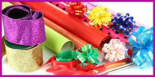 gift wrap giftwrap party works
