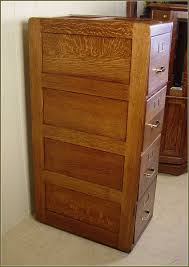 filing cabinets wooden 4 drawer