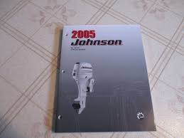 2005 johnson 40 50 hp 4 stroke outboard service manual 5005994