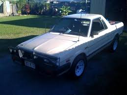 subaru brat lifted the brumby rebuild builds and projects suby club