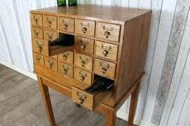 index card file cabinet index card filing cabinet spirations wooden index card file cabinet