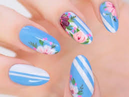 flower nail designs archives nail designs